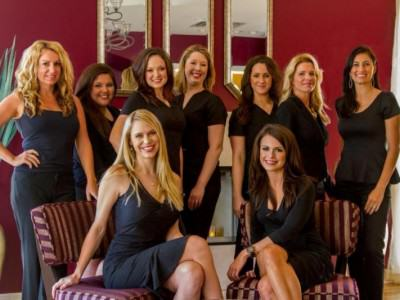 Face to Face spa team members, Austin Texas